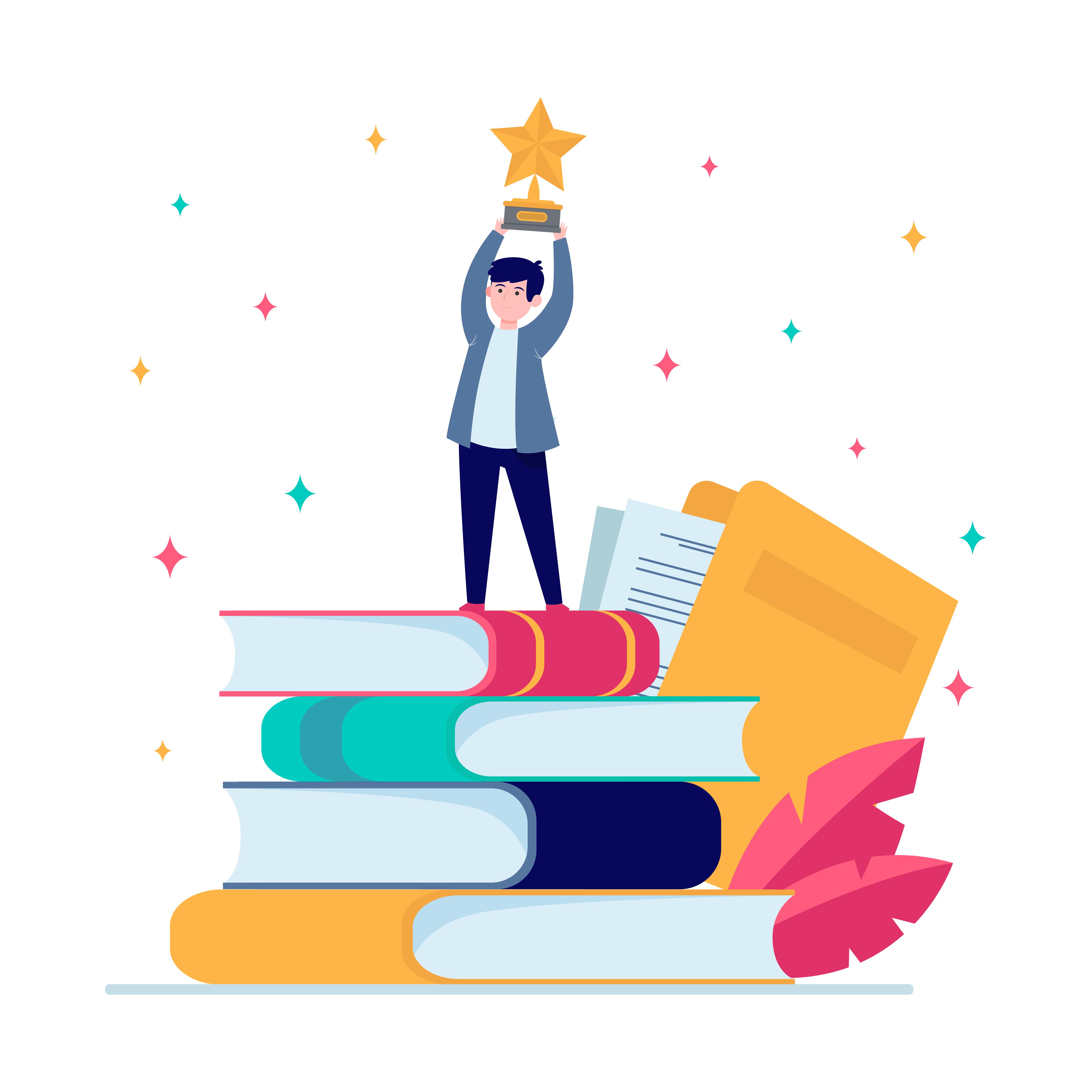 Ingin Jadi Penulis Karya Fiksi Profesional? Pahami Elemen-Elemen Penting Ini
