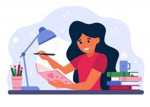 Ketahui Tata Cara Menulis Karya Fiksi Agar Menarik Untuk Dibaca